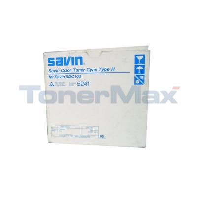 SAVIN SDC103 TONER CYAN
